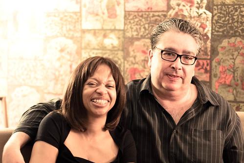 Linda & Dan