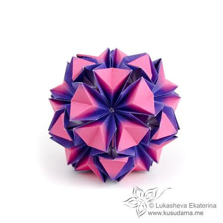 Harmony Origami Paper For Modular Origami Kusudama Me Origami Blog