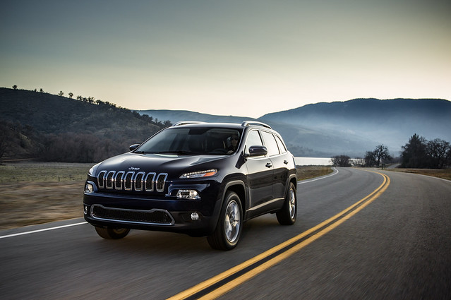 Ugliest Car of the Year-Award goes to the all-new 2014 Jeep Cherokee Limited