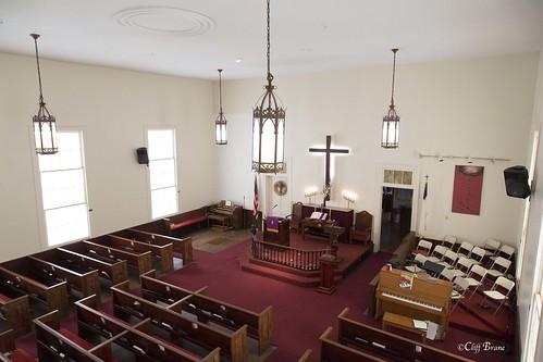 church alabama historic millbrook unitedmethodistchurch alabamahistoricplaces robinsonspringsumc