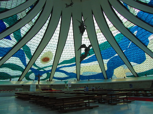 Interior Katedral