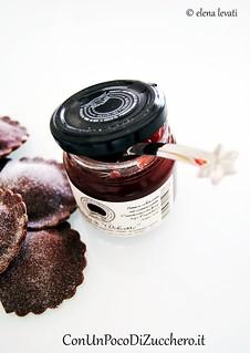 Ravioli - crudo con gelatina-