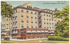 Park Hotel, Plainfield, New Jersey
