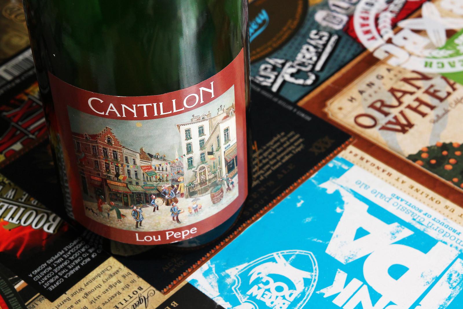 New Brew Thursday : 2009 Lou Pepe Framboise : Brasserie Cantillon