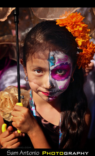 Making Photographs at the Day of the Dead - Oaxaca City, Mexico by Sam Antonio Photography