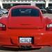 2007 Porsche Cayman 5spd Guards Red Black in Beverly Hills @porscheconnection 713