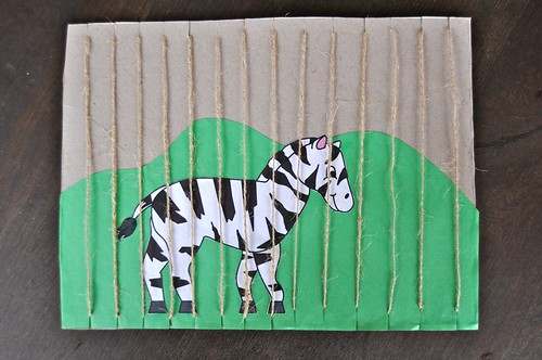 Zoo animals crafts for toddlers images for Animals art and craft for preschoolers