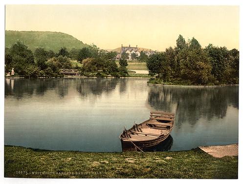 [Whitworth Gardens, Darley Dale, Derbyshire, England]  (LOC)