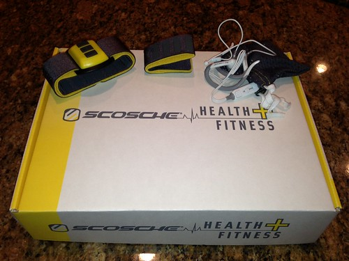 Scosche's Rhythm Health + Fitness Monitor