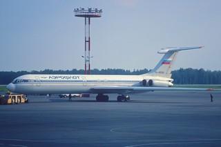 58af - Aeroflot Ilyushin 62M; RA-86558@SVO;05.06.1999