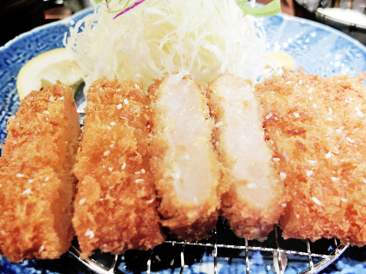 TONKATSU by Ma Maison pork cutlet