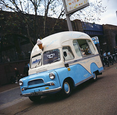 Ice Cream Van by Sam Salek