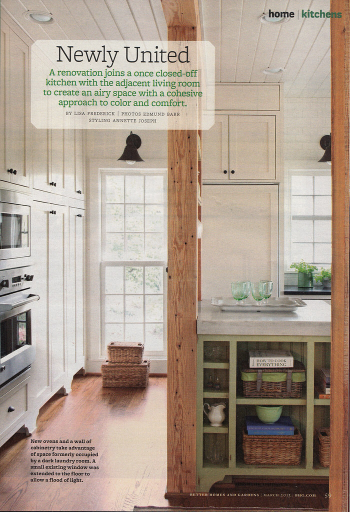 Tear Sheets Better Homes And Gardens March 2013