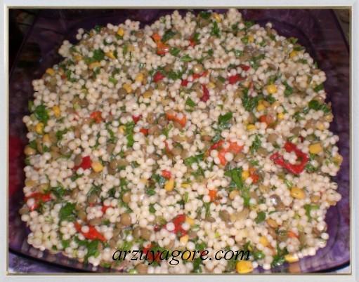 kuskus salatası-2
