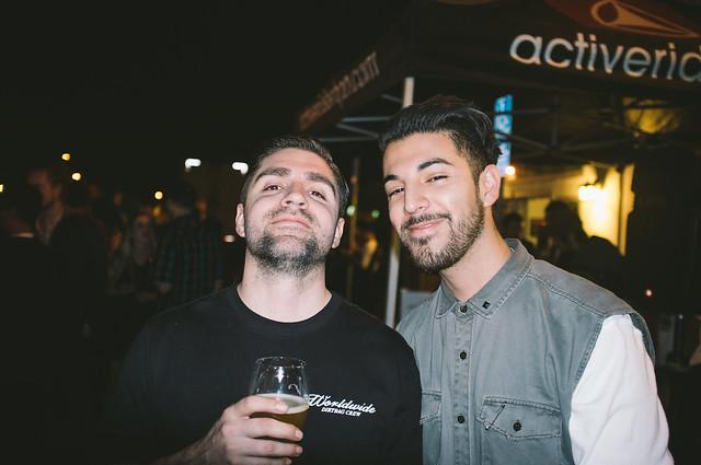 """Beer Savage """"Our Inner Savage"""" @ Noble Ale Works!"""