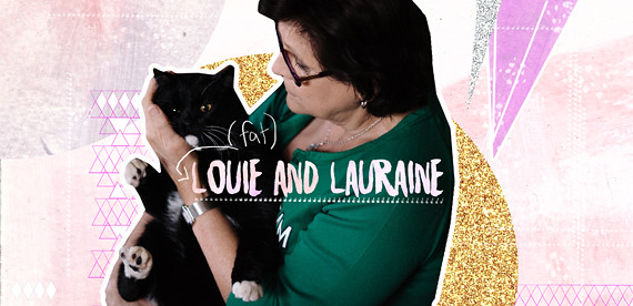 Louie and Lauraine