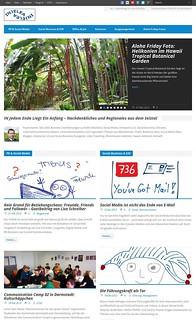 INJELEA Magazin-Startseite (oben)