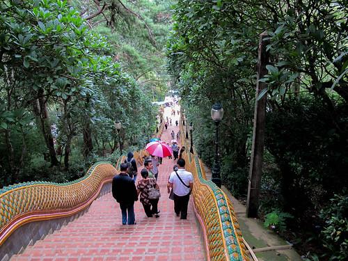 Escaleras Naga