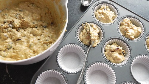 Fruity Oat Muffins 13