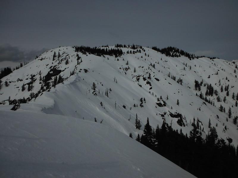 Elbow Peak from SE