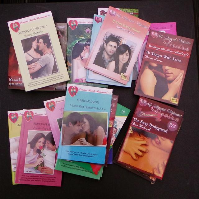 Maids' books