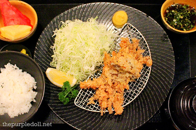 Soft Shell Crab Set P480