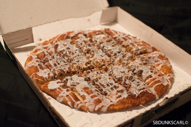papa john's cinnapie | Flickr - Photo Sharing!