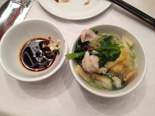 夕食はタイスキ by haruhiko_iyota