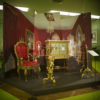 """Inauguración de la exposición """"Maximilian von Mexiko"""" en el Museo Hofmobiliendepot"""