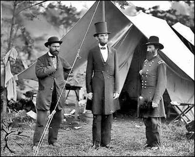 Lincoln Became President Of Usa In 1860 And The Civil War