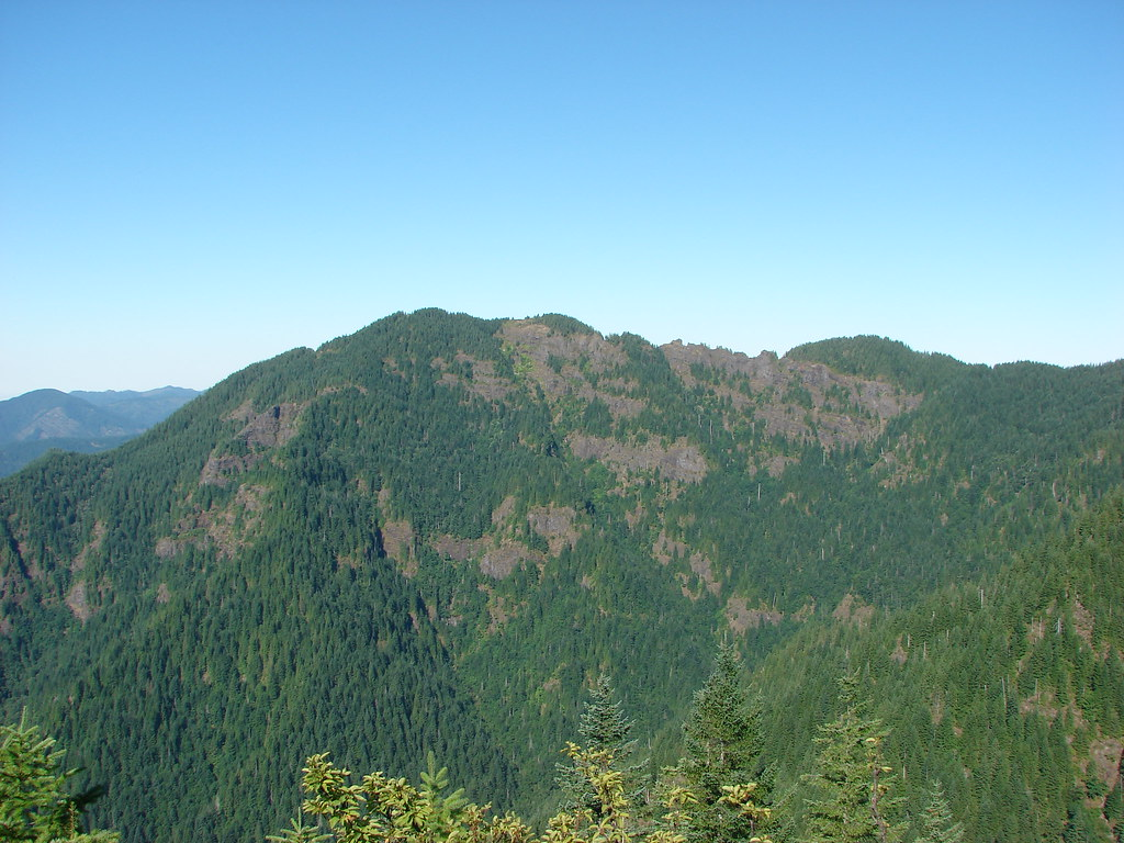 Kings Mountain from Elk Mountain