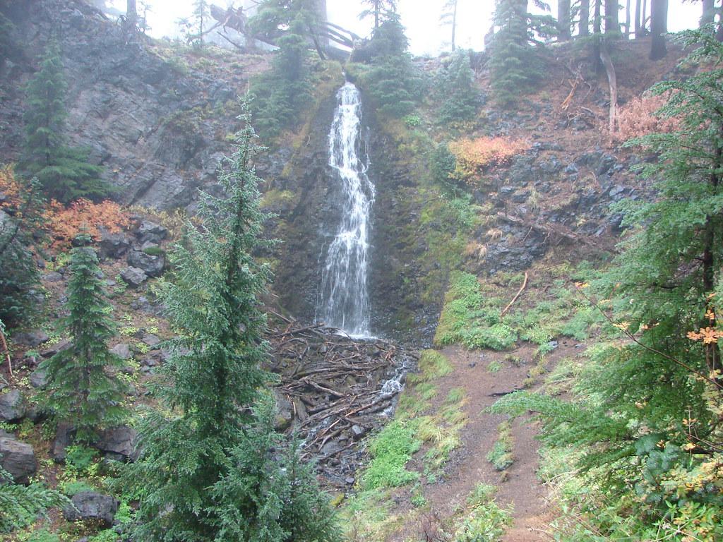 Obsidian Falls
