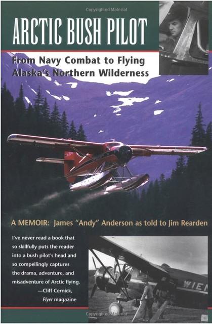 how to become a bush pilot book