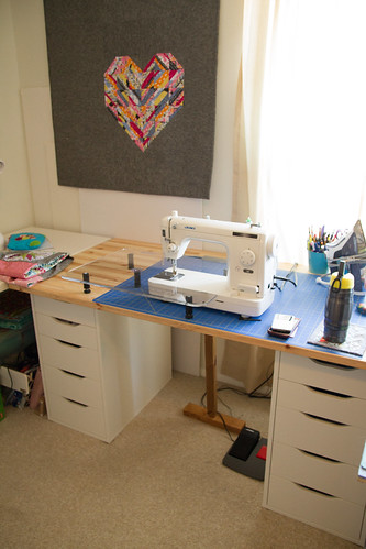 """Don't Call Be Betsy"" - Elizabeth Dackson's sewing and quilting studio"