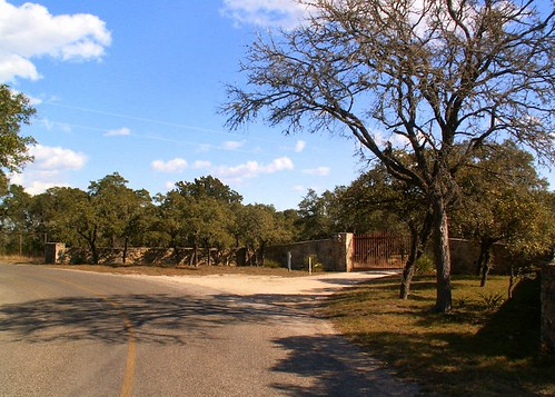 Spring Creek Valley Gate Entrance