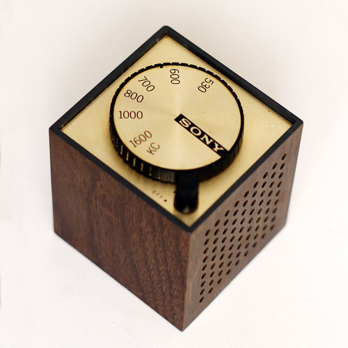 Sony Cube TR-1819