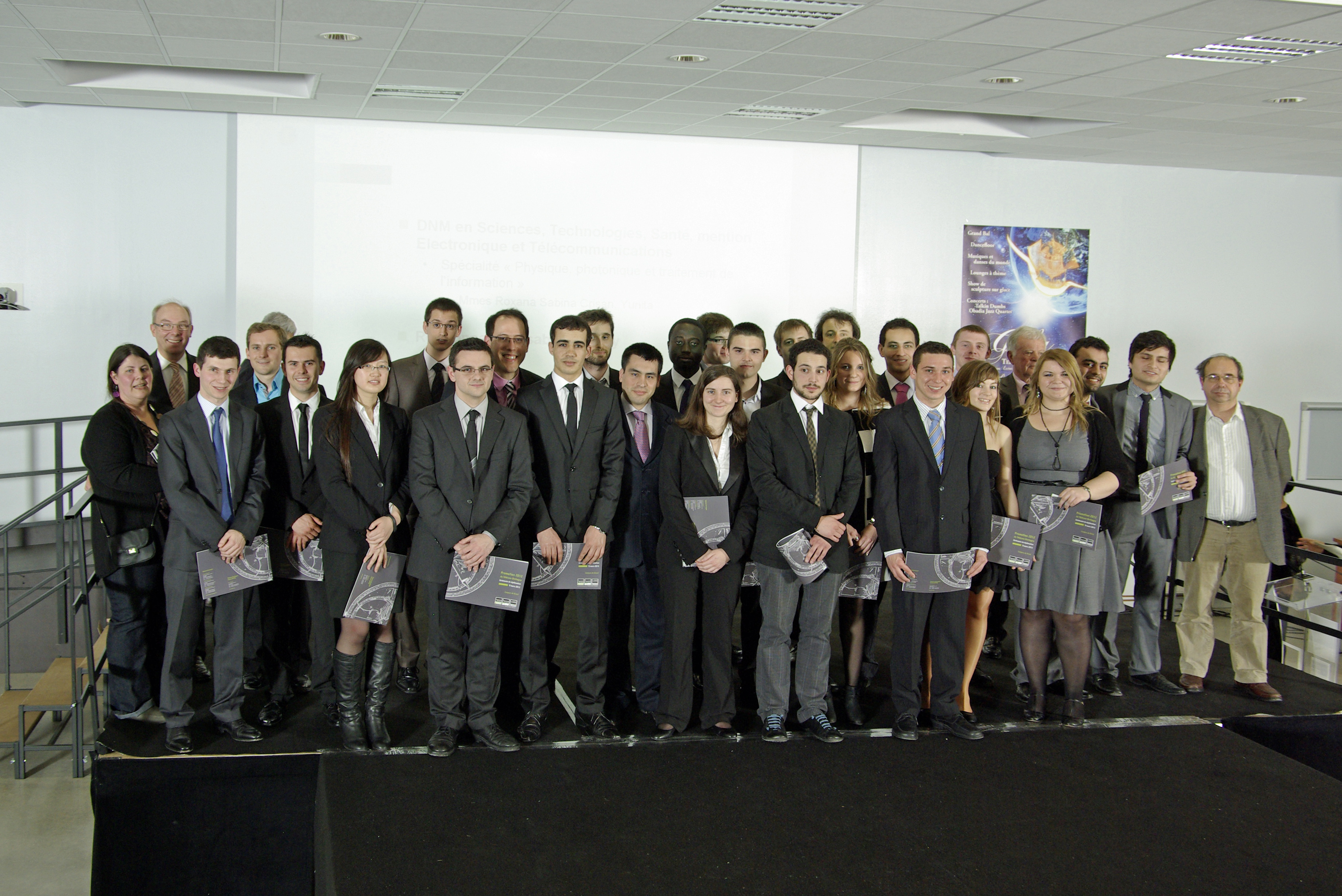 Promotion 2012 t l com bretagne fili re f1 brest dnm i for O architecture brest