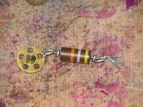 Resistor Charm 008