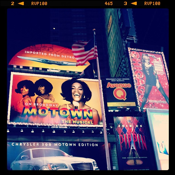 Time Square Motown
