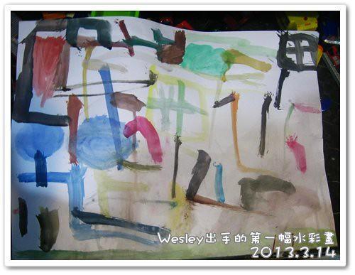 131314-Wesley的水彩作品