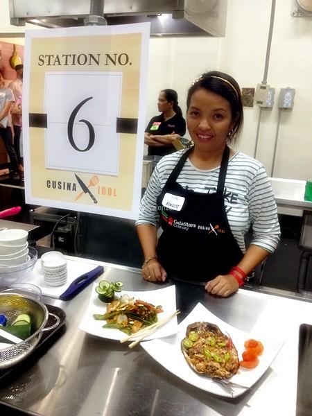 Cusina Idol at Galastars Culinary SchoolIMG_9732