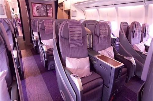 Thai Airways!