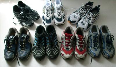 Běžci sobě: Proč potřebujeme více párů bot?