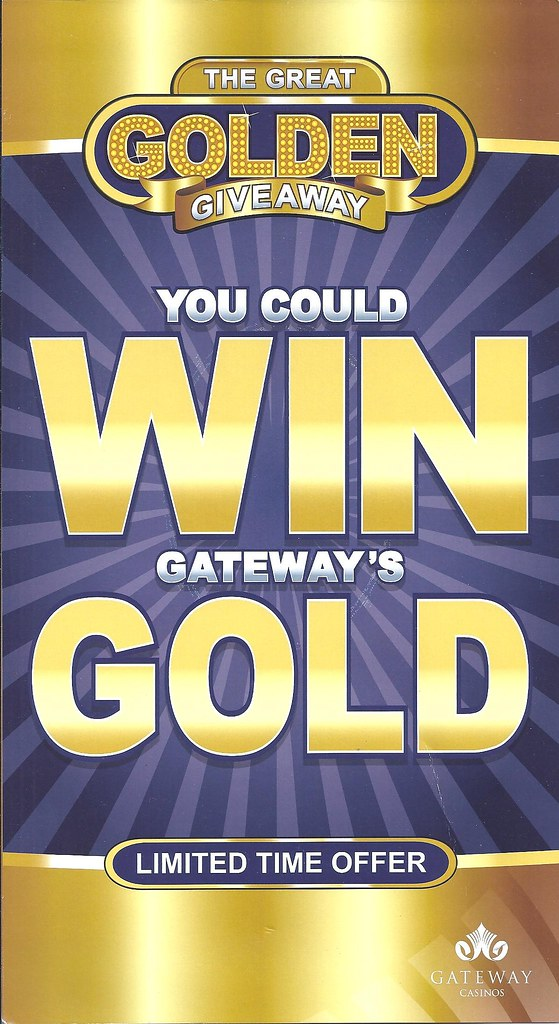 2013-Mar-21 Gateway Casino mailout page 1