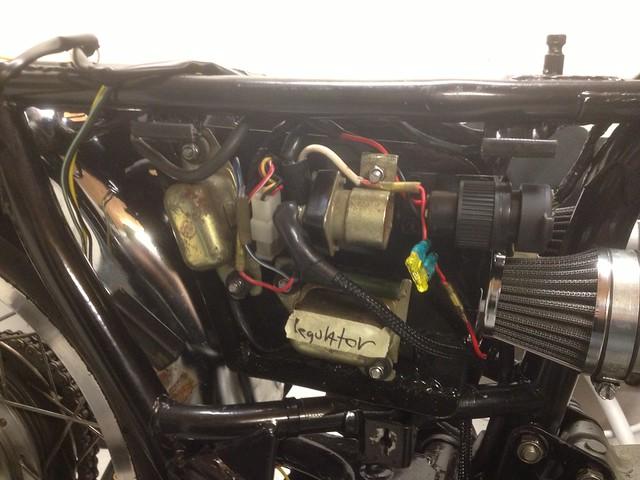 74 XS650 Brat-Racer