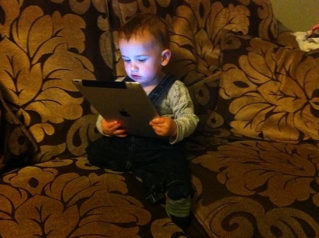 iPad George