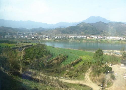 Hunan13-Changsha-Zhangjiajie-Train (307)