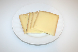 06 - Zutat Greyerzer Käse / Ingredient cheese