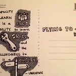 Postcardoodle: Learn