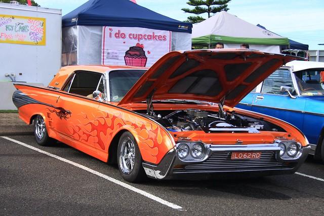 62 ford thunderbird 2013 kurri kurri nostalgia festival. Cars Review. Best American Auto & Cars Review